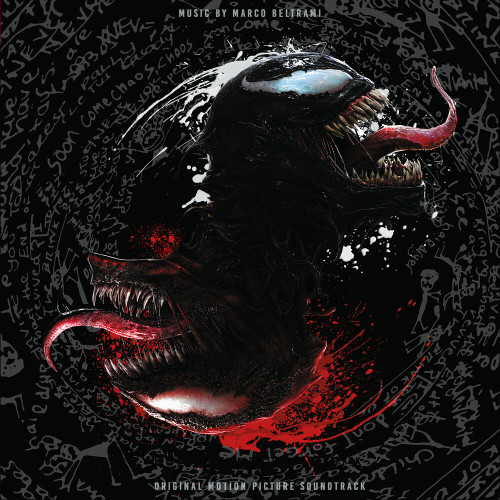 Marco Beltrami - Venom: Let There Be Carnage O.S.T. - Music on Vinyl Red Vinyl - LP