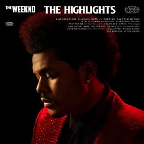 Weeknd, The - The Highlights - Black Vinyl - 2xLP