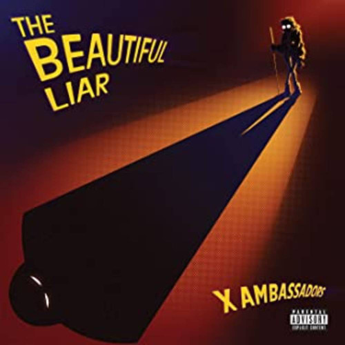 X Ambassadors - The Beautiful Liar - Marigold Vinyl - LP