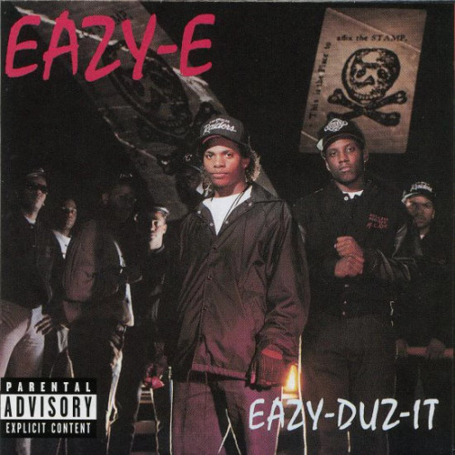 Eazy E - Eazy Duz It - LP