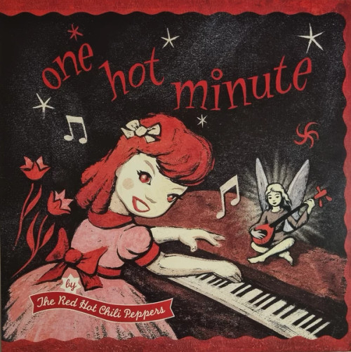 Red Hot Chili Peppers - One Hot Minute - LP