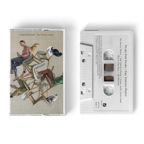 Tears For Fears - The Tipping Point - Indie Exclusive Limited Edition - Cassette