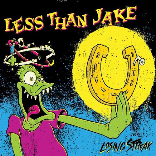 Less Than Jake - Losing Streak - 2021 Reissue - LP