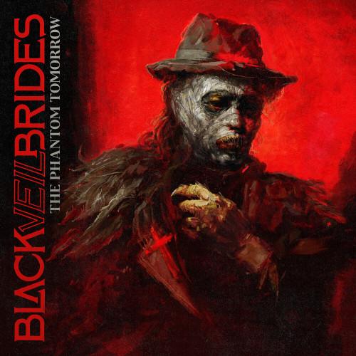 Black Veil Brides - The Phantom Tomorrow - Indie Exclusive Moonphase Transparent Red and Black Vinyl - LP