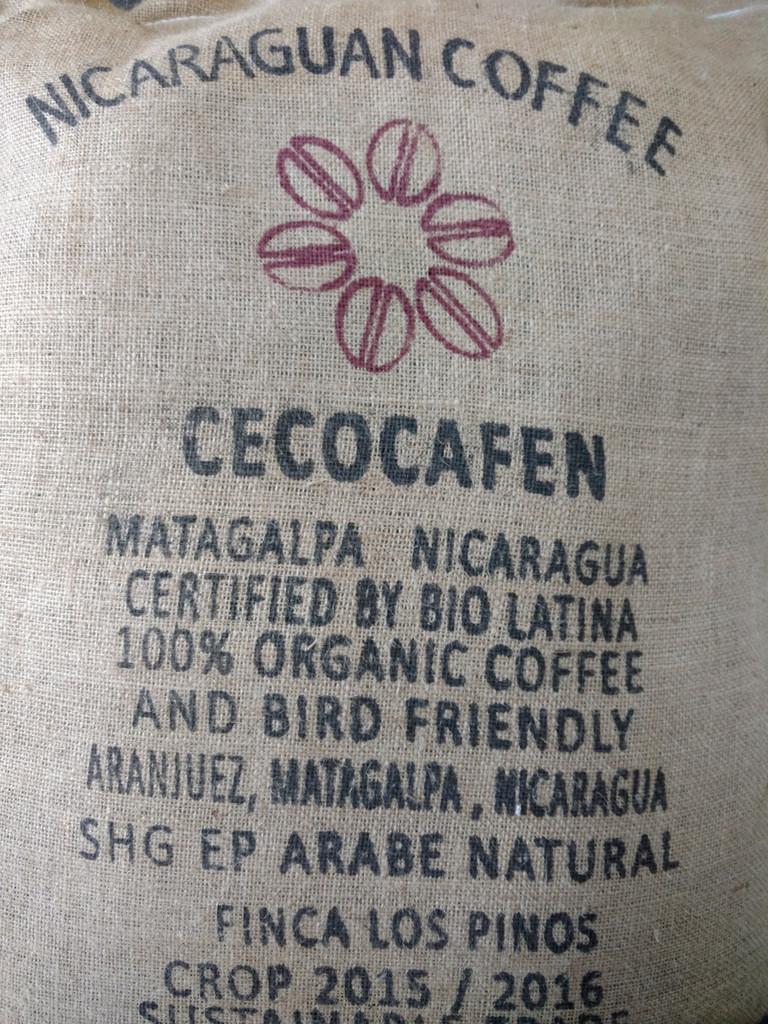 Organic Cecocafen Nicaraguan