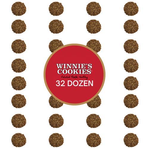 32 Dozen Winnie's Cookies