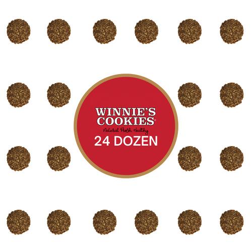 24 Dozen Winnie's Cookies FREE SHIPPING