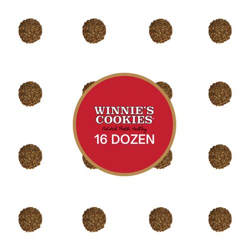 16 Dozen Winnie's Cookies