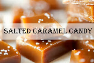 Salted Caramel Candy