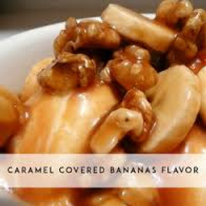 Caramel Covered Banana