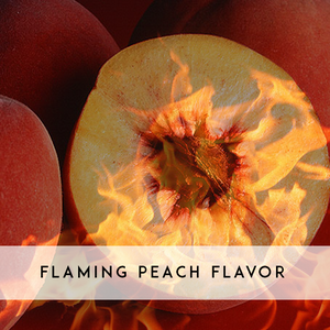 Flaming Peach
