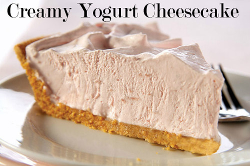 Creamy Yogurt Cheesecake