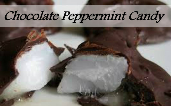 Chocolate Peppermint Candy