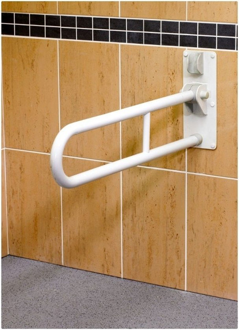 ARC ARC GB1810-WH Fold-Up Support, No Leg - White