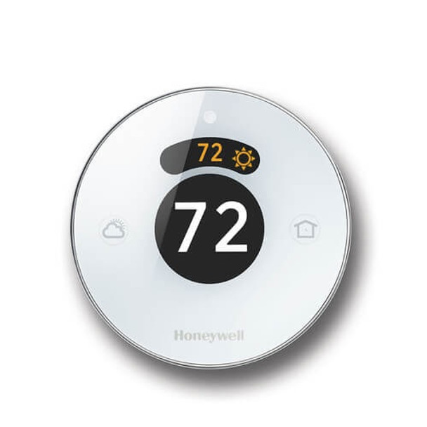 Honeywell TH8732WFH5002 Lyric Round Wi-Fi Thermostat, 2nd Generation