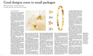 New York Times: In Jewelry, the Smaller, the Better