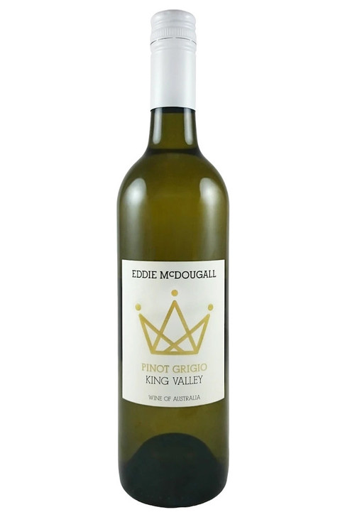 Eddie McDougall Pinot Grigio 2017