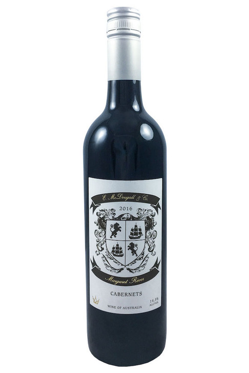 Eddie McDOugall & Co Cabernets