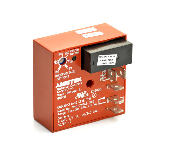 Industrial Voltage Monitor, Single Phase