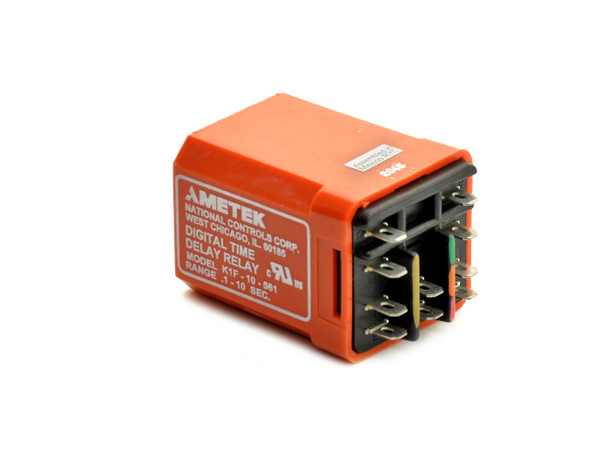 Industrial Controls, Time Delay Relay, Delay on Make, K1 Series