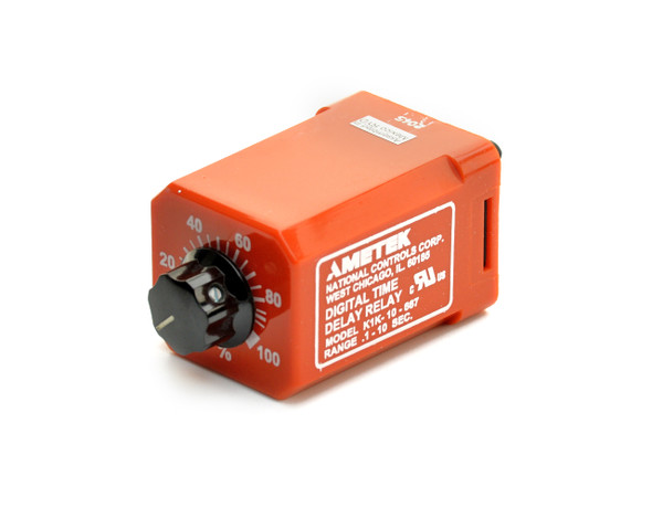 Industrial Controls, Time Delay Relays K1K Series