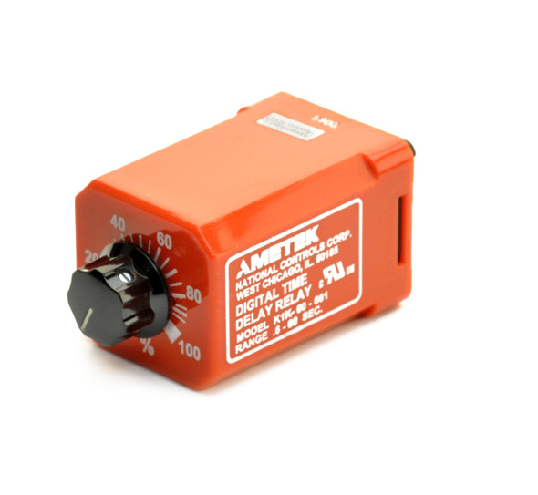 Industrial Controls, Time Delay Relays, Delay on Make K1 Series