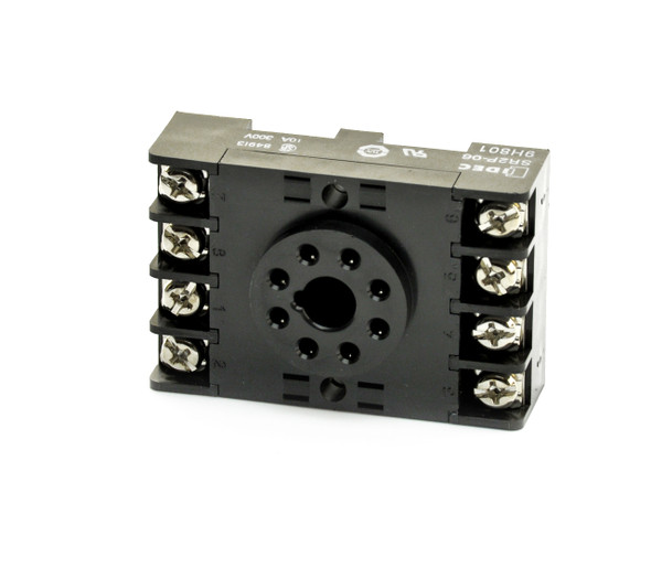 Relay Socket 8 pin octal