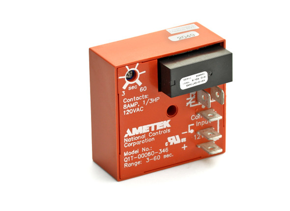 Delay on Make, Relay Output, Q1T Series