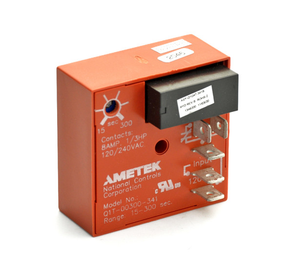 Industrial Controls, Time Delay Relay, Delay on Make Q1T Series