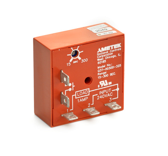Industrial Time Delay Relays, Delay on Break Q3T Series