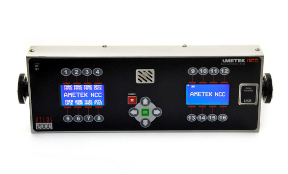 Commercial kitchen equipment food timer, 16 channel