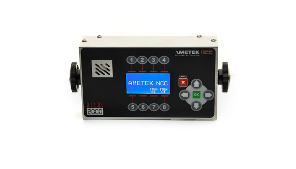 Commercial kitchen equipment food timer, 8 channel