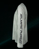 444 Sportswear Venetian Grey Blackfish Hunter UPF 50+ Performance Shirt Side