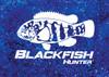 444 Sportswear Marine Mist Blackfish Hunter UPF 50+ Performance Shirt Detail