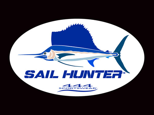 Sail Hunter Logo Decal