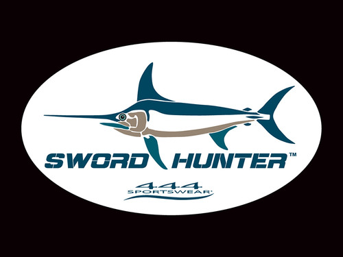 Sword Hunter Logo Decal
