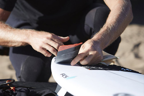 SURF FAST & SURF PRECISE | MICK FANNING'S SIGNATURE PERFORMANCE TRACTION PAD