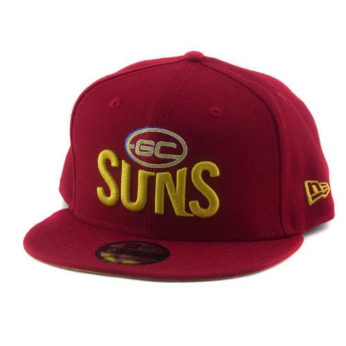 Gold Coast Suns New Era AFL 9Fifty Hat