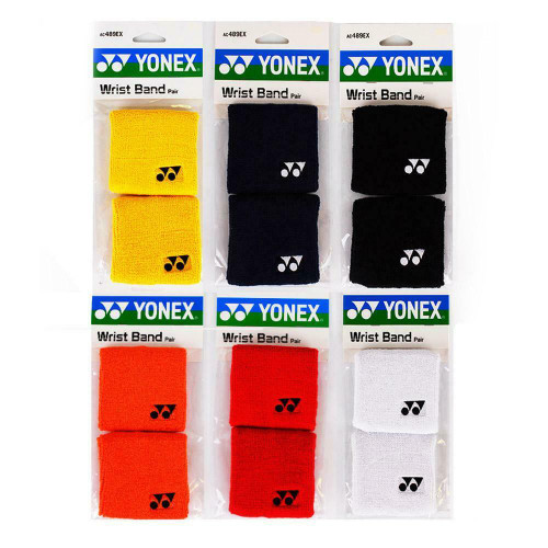 Yonex Badminton/Tennis Wrist Bands (Pair)