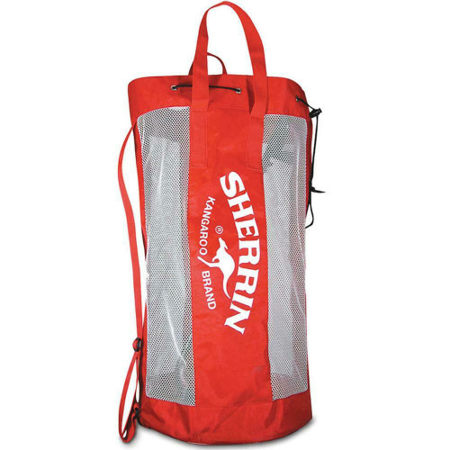 Sherrin AFL Football Ball Bag - Holds Up To 18 Size 5 Balls