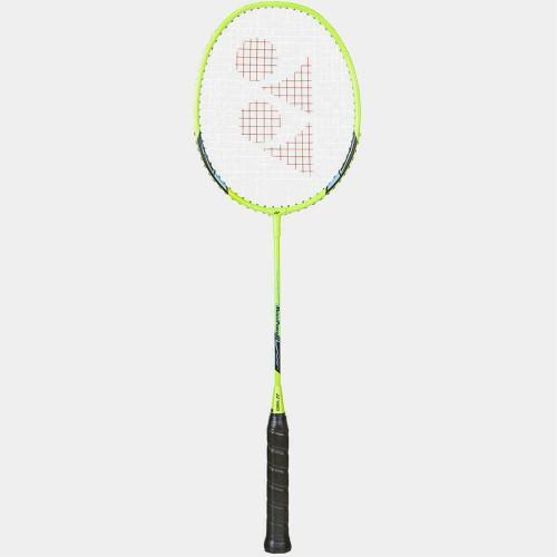 Yonex Muscle Power 1 Badminton Racquet - Lime/Strung