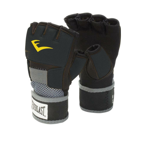 Everlast EverGel Hand Wraps (XLarge)- Engineered for Boxing Support and Protection Gym