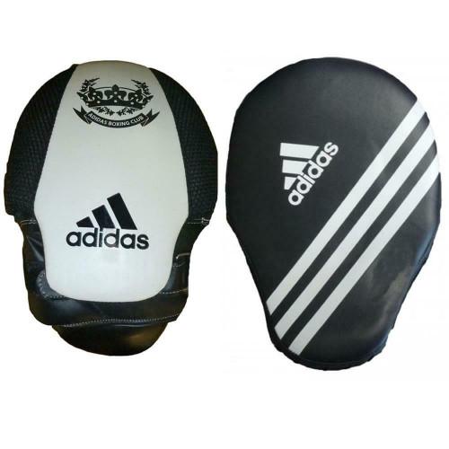 Adidas Premium Leather Heavy Training Focus Mitts - Boxing / MMA Training