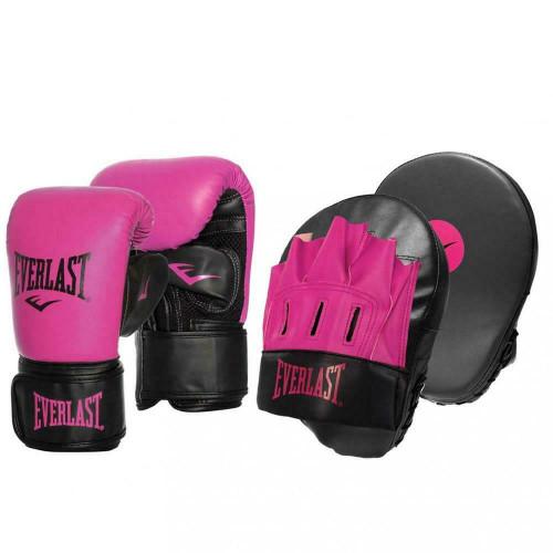 Everlast Tempo Glove &n Mitt Combo - MMA & Boxing Small/Medium
