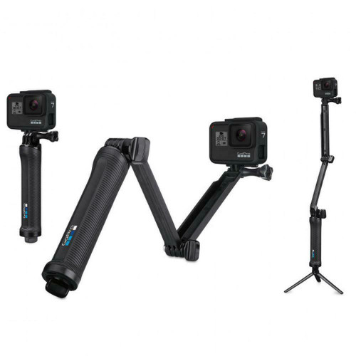 GoPro 3-Way Grip / Arm / Tripod, Official Go Pro Product