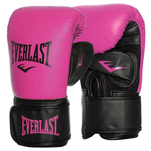 Everlast Tempo Bag & Mit Boxing Glove -Small/Medium Pink