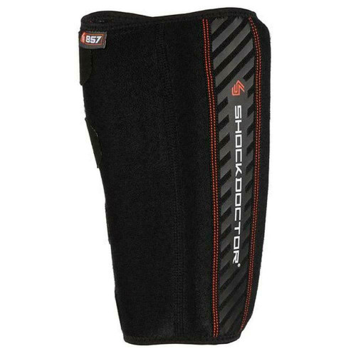 Shock Doctor Deluxe 857 Calf - Shin Wrap - One Size Fits Most