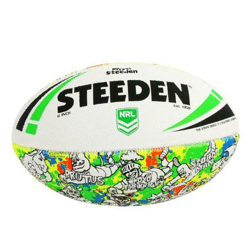 Steeden My First Steeden Football - Midi Ball - Size 11 Inch
