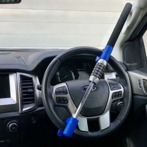 FK Car & Truck Steering Wheel Lock - Anti - Theft Device