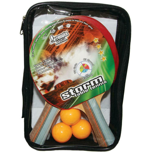 Formula Sports Storm 4 Player Table Tennis Set
